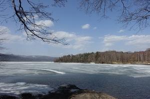春すすむ阿寒湖でJAZZ